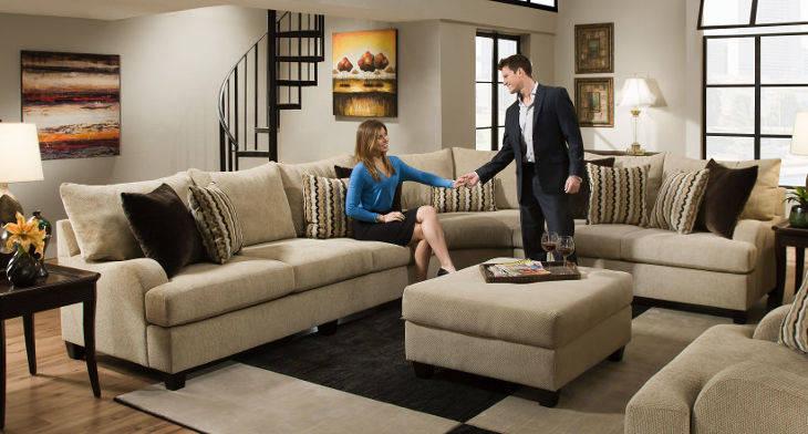 6 consejos para ayudarte a comprar el sofá seccional perfecto