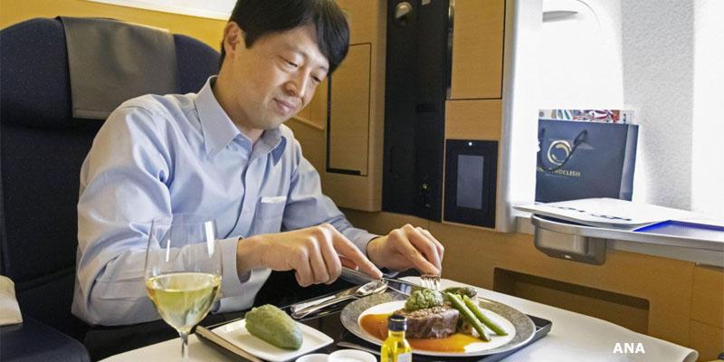 10 trucos para crear la mejor comida en vuelo